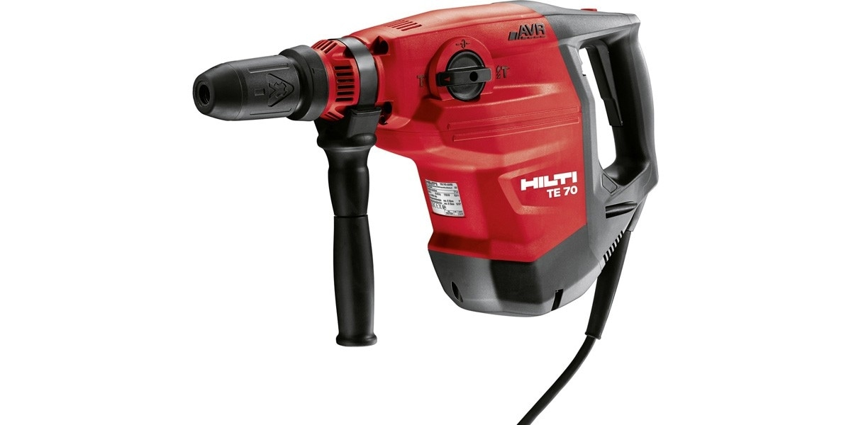 TE 70 hammer drill with SDS Max chuck