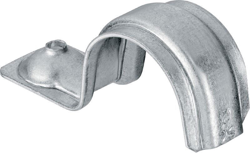 X-FB-E MX P-clip Metal cable/conduit clip for use with collated nails