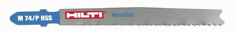 SJB metal Premium jig saw blade for precise, fast cutting in thin and thick metal