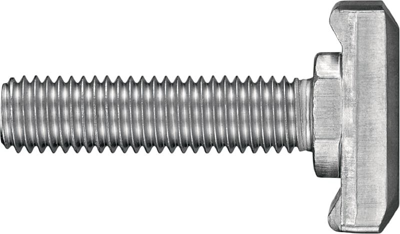 HBC-C Standard T-bolt T-bolts for tension and perpendicular shear loads (2D loads)